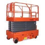 3m - 16m Electric Hydraulic Mobile Platform Scissor Man Lift