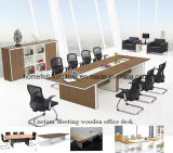 Wooden Office Furniture Meeting Table Melamine Chipboard Conference Table