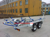 Boat Trailer with Curved Rollers Tr0216