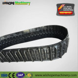 400*90*51 Cheap Rubber Track Combine Harvester Rubber Crawler Track