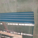 Clear DuPont or Decent Sgp Laminated Glass with Polished Edge