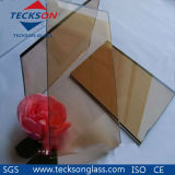 10mm Euro Bronze/ Brown Tinted Float Glass with Ce&ISO9001