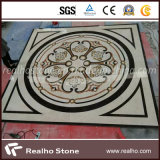 Marble/ Travertine/ Slate Mosaic Pattern and Medallion