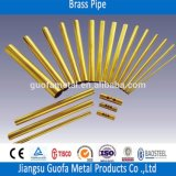 Yellow Brass Tube Copper Zinc Alloy Capillary Tube