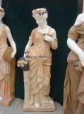 Four Season Women Sculpture Marble Sculpture Stone Carving Marble Statue