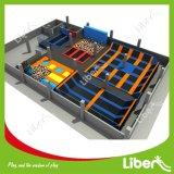 Sky Zone Commercial Indoor Big Trampoline Park