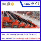 Wet Hight Intensity Magnetic Roller Metal Processing Nonmetal Products 100-III