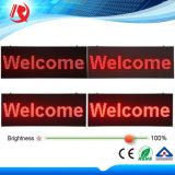 Adjust Brightness P10 Red Outdoor LED Display