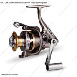 Wholesale Smooth Aluminum Body Aluminum Spool Spinning Fishing Reel 02c-Dm