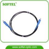 FTTH 1 Core SC/PC Fiber Optical Drop Cable Patchcord