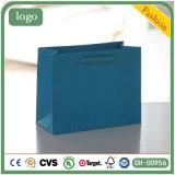 Blue Clothing Bag Gift Paper Bag, Clothing Paper Bag