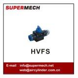 Hvsf Straight Thread Fitting Pneumatic Metric Tube Fittings