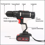 12V Li-ion Battery Rechargeable Electric Drill 10mm Cordless Power Tools