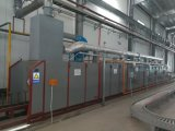 Electric Steel Cylinder Heat Treatment Furnace