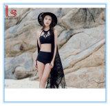 Set of 3PCS Wholesale 2018 Swimsuit Sexy Bikini Set Swimwear