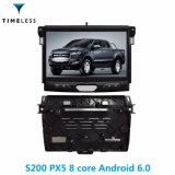 Timelesslong Android 6.0 S200 Platform 2DIN Car Radio DVD Player for Ford Ranger 2015 / Built in Carplay (TID-W574)