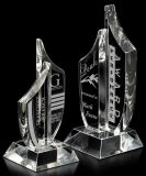 2017 Newest Personalized Design with a Lot of Color and Shapes Crystal Award & Trophy on Sale