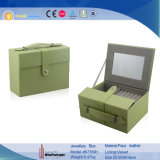 Luxury Custom Leather Jewelry Packaging Storage Gift Box (6776R1)