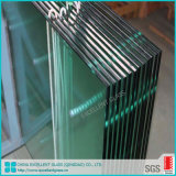 Tempered Mirror Home Improvement Small Bathroom 4mm 5mm 6mm 8mm 10mm 12mm 19mm Tempered Glass Toughened Glass with Polished Edge