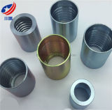 High Quality Carbon Steel Hydraulic Hose Ferrule 00110 00210 03310 00400 Ferrule Sleeve