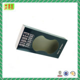 Coated Paper Soft cosmetic Boxes with Window Open for Packaging