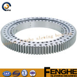 China Slewing Ring, High Quality Slewing Bearing for Conveyer, Komatsu, Single Row Ball Bearing