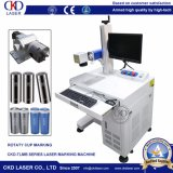 Rotary Laser Making Machine for Can Bottle Cup Mark Engraving
