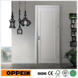 Modern White Flat Wooden Panel Interior Room Door (YDF007D)
