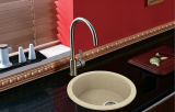 Round Hot Selling Quartz Kitchen Sink