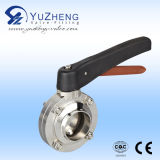 Stainless steel sanitary valve