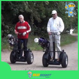 Electric Trolley, Self Balance Golf Scooter with Bag