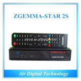 Satellite Receiver Zgemma-Star 2s with Timeshift and TV Connection