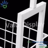 Metal Wire Display Rack for Retail Supermarket and Shop Store