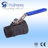 "Competitive 3/8"" Screw Carbon Steel Ball Valve for Wholesale"