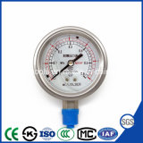 40mm High Quality The Pressure Gauges with Shock Resistance
