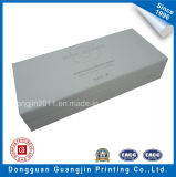 White Plain Paper Rigid Packaging Box with 1c Printing