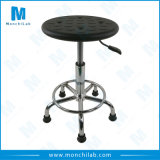 Modern PU Lab Workshop Stool ESD Chair with Footring