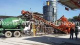 Cheap Topmac Brand Mobile Concrete Mixing Plant