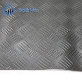 Black / Gray / Green Color Checker Public Area Rubber Mat