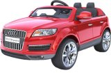 1452001 RC Car for Audi Q7 Ride on Car Four Wheels Children's Electric Car Charging Drive with Remote Control Toy Car Baby Babies Who Can Sit Cross