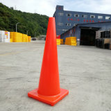 "36"" Orange PVC Traffic Barrier Traffic Sign Traffic Cone"