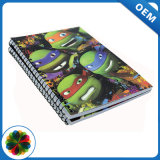 Wholesale Spiral Binding A4 Notebook