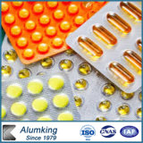 Aluminum Foil Is Used in Pharmacy to Safely Transport and Store Medications