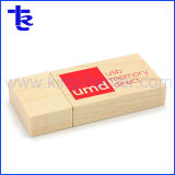 Wedding Gift Wood Bamboo USB Memory Stick Flash Pen Drive