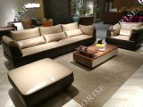 New Modern Multi-Functional Sectional Leather Sofa with Music Player