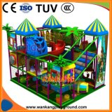 China Supplier Newest Commercial Soft Climbing Indoor Playground Equipment (WK-E180901)