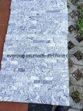 Cheap Nero Santiago Grey Granite Culture Stone for Wall Caldding