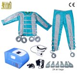 24 Air Bags Far Infrared Pressotherapy Lymph Drainage Body Slimming Machine