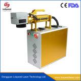Cheap Metal Material Mark Steel Fiber Laser Marking Machine