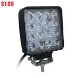 Automobile LED Work Light 48W 27W Good Price Truck Fog Lamp 4 Inch Working LED Light Lamp 12V 24V